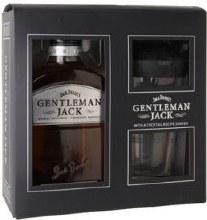 Gentleman Jack Gift Set with Shaker 750ml
