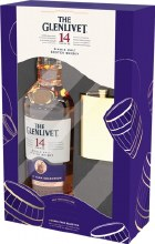 Glenlivet 14 Year Gift Set 750ml