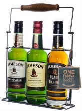 Jameson Trilogy 3 Pack Set 200ml