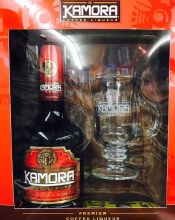 Kamora Coffee Gift Set 750ml