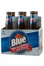 Labatt Blue Non Alcoholic 6 Pack Bottles
