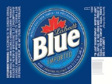 Labatt Blue 1/2 Barrel