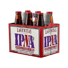 Lagunitas IPNA Non Alcoholic 6 Pack Bottles