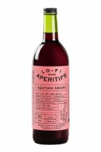 Lo Fi Aperitifs Genitian Amaro 750ml