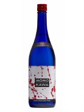 Momo Kawa Ruby Sake 750ml