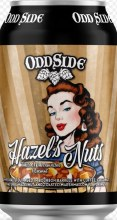 Oddside Ales Hazels Nuts Toasted Marshmellow & Coconut 12oz Can