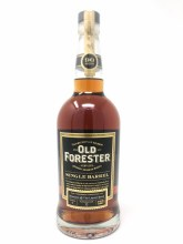 """Old Forester Single Barrel 750ml """"Hand Selected By Brandon From The Liquor Book"""""""