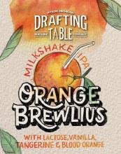 Drafting Table Orange Brewlius 1/6 Barrel