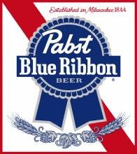 1/2 Barrel Pabst Blue Ribbon