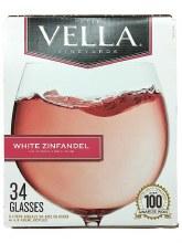 Peter Vella White Zinfandel 5L