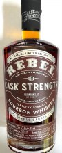 Rebel Yell Single Barrel Cask Strength Store Pick 750ml