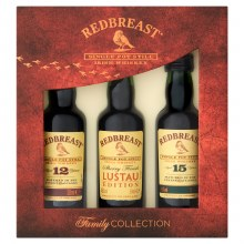 Redbreast 3 Pack Gift Set 50ml