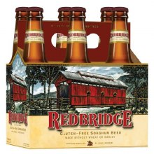 Redbridge Gluten Free 6 Pack Bottles