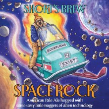 Shorts Brewing Space Rock 6 Pack Cans