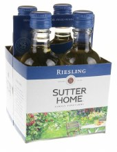 Sutter Home Riesling 4 Pack