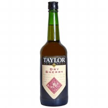Taylor New York Dry Sherry 750ml