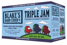 Blakes Triple Jam 6 Pack Cans