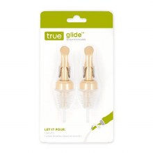 Glide Weighted Pourers By True