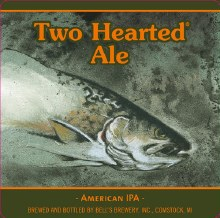 Bells Brewing Two Hearted 1/2 Barrel