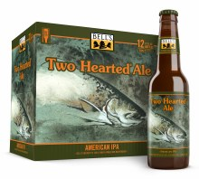 Bells Two Hearted 12 Pack Bottles