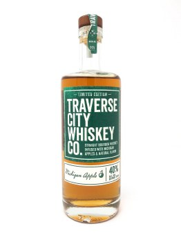 Traverse City Apple Whiskey 750ml