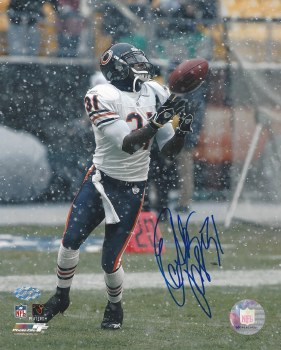 NATHAN VASHER AUTOGRAPHED HAND SIGNED 8X10 PHOTO