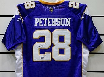 ADRIAN PETERSON - VIKINGS