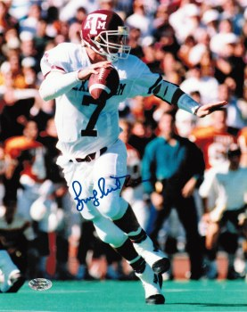 BUCKY RICHARDSON AUTOGRAPHED HAND SIGNED TEXAS A&M 8X10 PHOTO