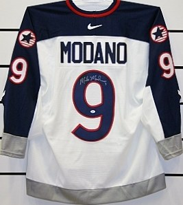 MIKE MODANO - TEAM USA