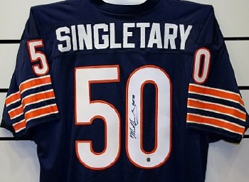 MIKE SINGLETARY - BEARS