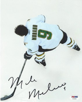 MIKE MODANO AUTOGRAPHED HAND SIGNED DALLAS STARS 8X10 PHOTO