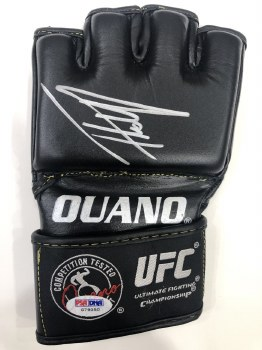 TITO ORTIZ AUTOGRAPHED HAND SIGNED UFC GLOVE