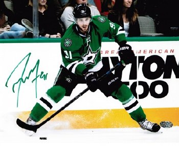 TYLER SEGUIN - STARS UNFRAMED SIGNED PHOTO