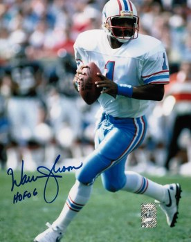 WARREN MOON -OILERS