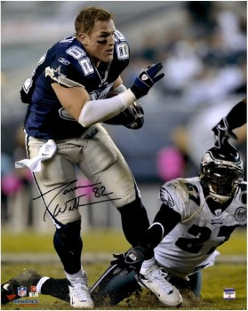 JASON WITTEN AUTOGRAPHED HAND SIGNED UNFRAMED DALLAS COWBOYS 16X20 PHOTO