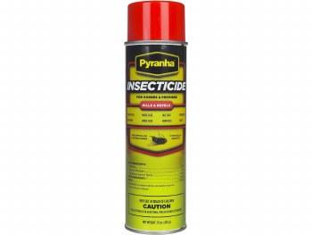 Pyranha Aerosol Insectiside