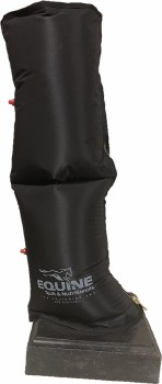 Cold Compression Ice Boot Two Stem w/ Pump