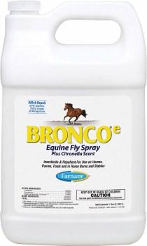 Bronco Equine Spray