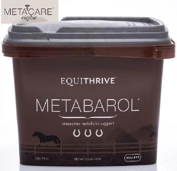 Equithrive Metabarol Pellets