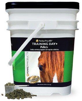 Perfect Prep Training Day+ Pellets