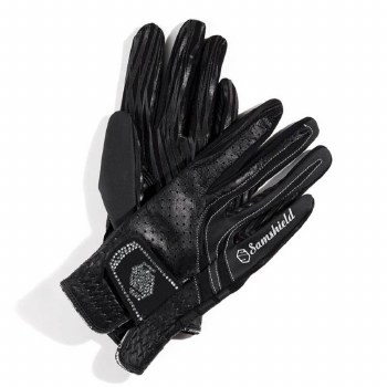 Samshield V-Skin Swarovski Riding Gloves