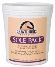 Sole Pack Hoof Packing