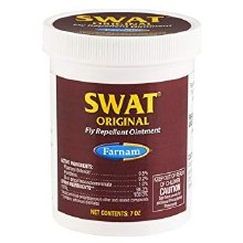 SWAT Fly Repellent Ointment Original Pink