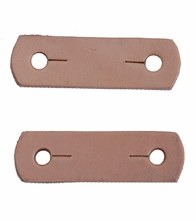Leather Tabs for Stirrups