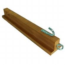 Portable Wooden Saddle Holder