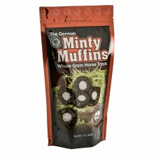 German Minty Muffins