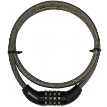 Master Lock 5' Combo Cable