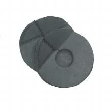 Rubber Bit Guard w/ Velcro