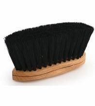 Black Long Bristled Brush