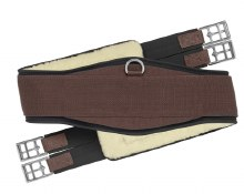 EquiFit Essential Schooling Girth w/ SheepsWool Liner